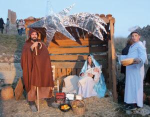 El Castillo vuelve a la vida en Navidad