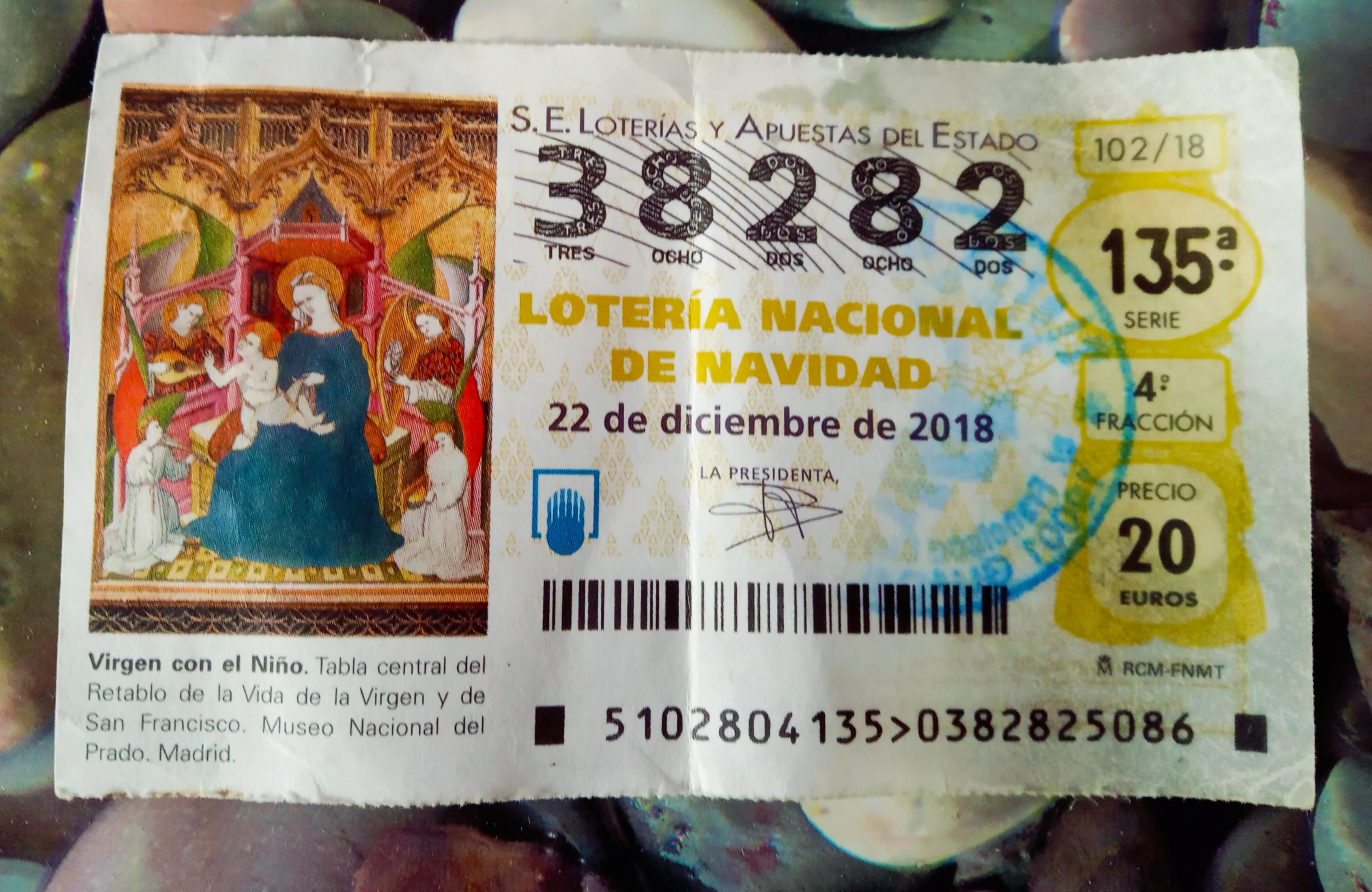 Balance de la Lotería de Navidad