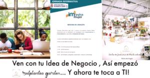 Jornada informativa sobre el programa «Impulsa Mujer» para emprendedores