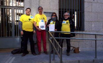 La Otra Guadalajara traslada su solicitud a la Subdelegación de Gobierno.