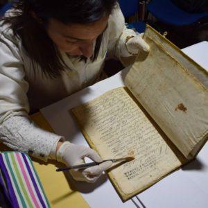 El Museo de Molina recupera un manuscrito del siglo XVII para la ciudad
