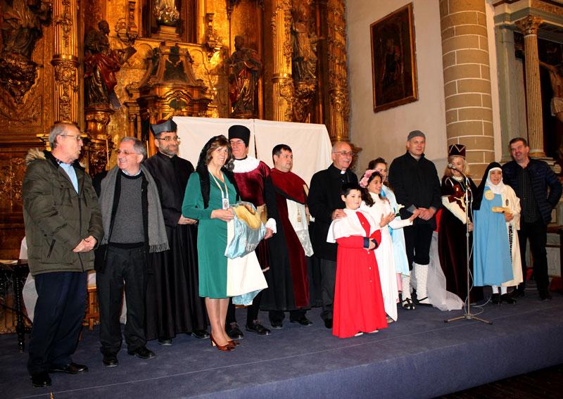 La clausura a una conmemoración de cinco siglos «In nocte ante Festum»