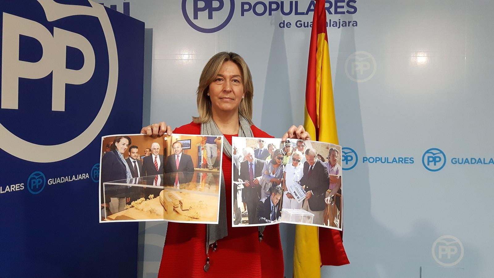 Guarinos critica la paralización de las obras del Parador de Molina