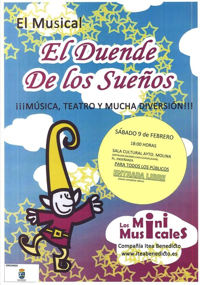Musical «El Duende de los sueños»