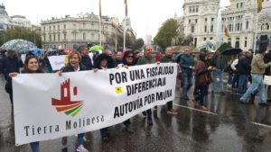 La Comarca de Molina de Aragón en la Revuelta de la España Vaciada