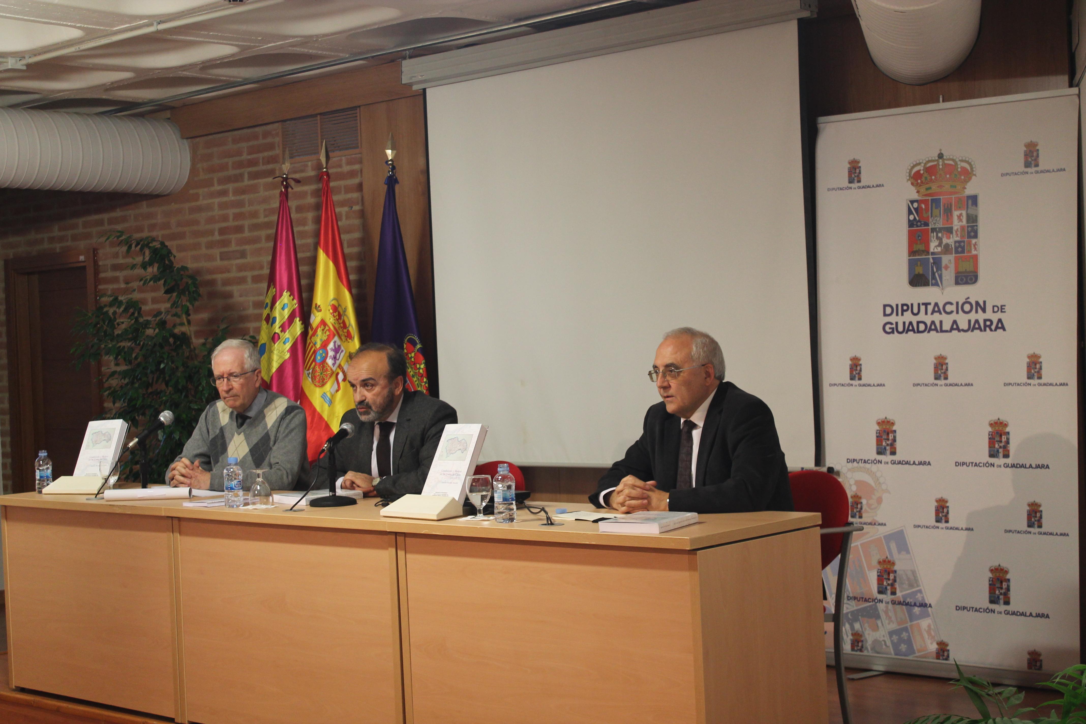 Un checano relata el papel de Guadalajara y Molina de Aragón en las Cortes de Cádiz