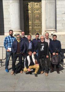 Cuatro asociaciones de Castilla La Mancha unen su fuerzas ante el 31 M