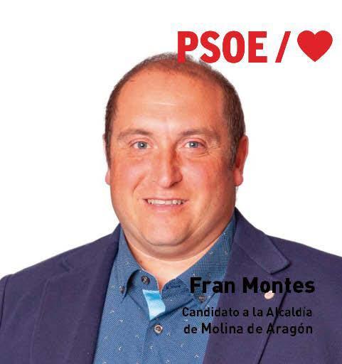Francisco Javier Montes: «Para mi proyecto y candidatura lo primero son las personas»