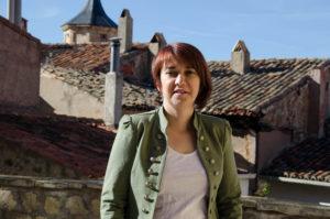 Azucena Dombriz: «Existe otra forma de hacer las cosas, con más transparencia , sin manipular a la ciudadanía y contando con ella»