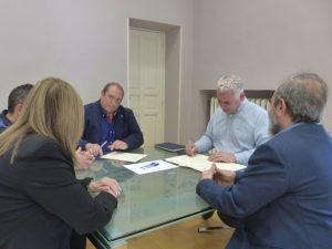 La Diputación y el Ayuntamiento de Molina colaboran para realzar el valor del Patrimonio Histórico en el territorio del Geoparque