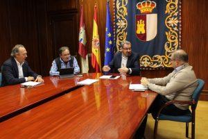 Tierra Molinesa solicita el apoyo de la Junta de Comunidades para luchar contra la despoblación