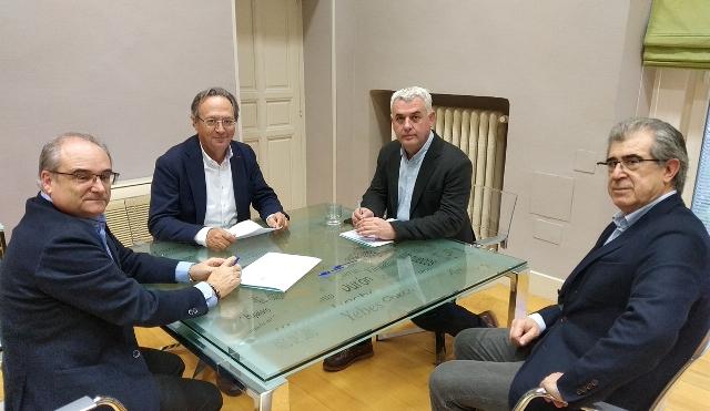 La Diputación dotará nuevas líneas de ayudas y subvenciones para los negocios rurales y los pequeños municipios de la provincia