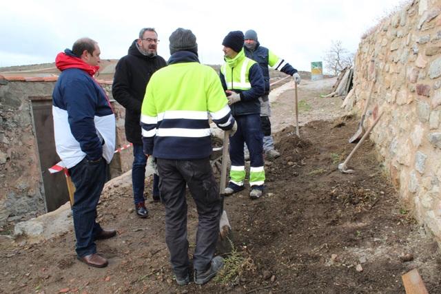 El yacimiento del Prao de los Judíos de Molina de Aragón ganará en accesibilidad con el programa  Recual