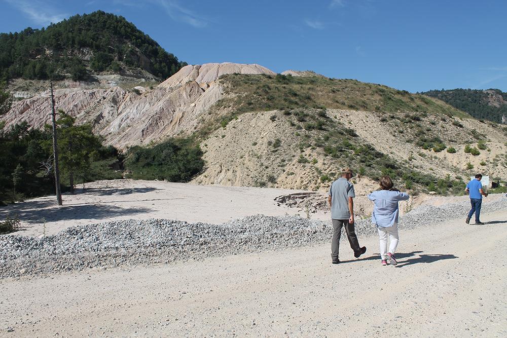 La Junta recuperará la antigua mina de Santa Engracia en Peñalén