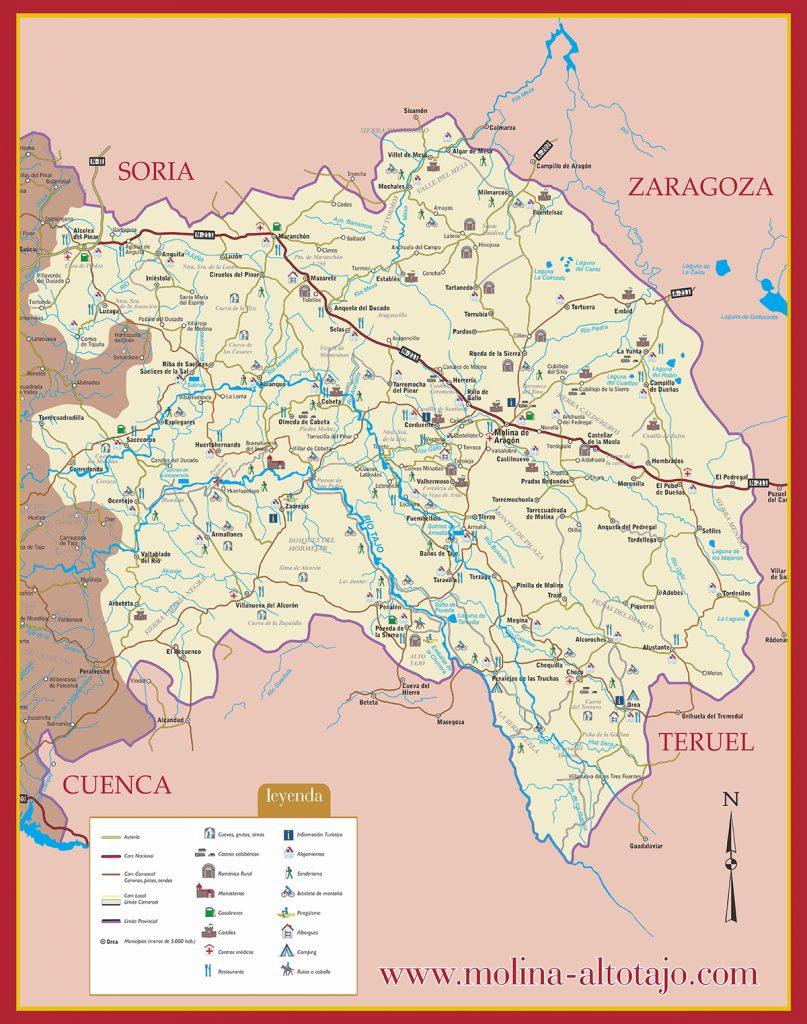 Mapa molina 2