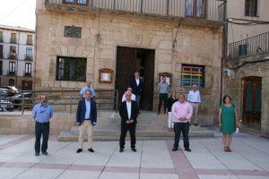 Vega apoya el desarrollo patrimonial y cultural de Molina y su comarca con la firma de varios convenios