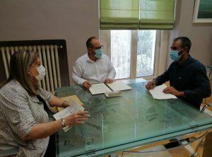 Checa continuará con las excavaciones en el yacimiento de Castil de Griegos