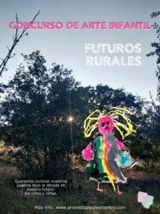 Proyecto Desde el Centro convoca un concurso de Arte Rural Infantil