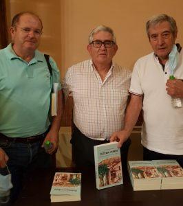Presentación del libro Último Curso en Santa María del Conde en Molina