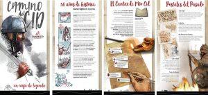 La exposición del Camino del Cid llega a Molina de Aragón