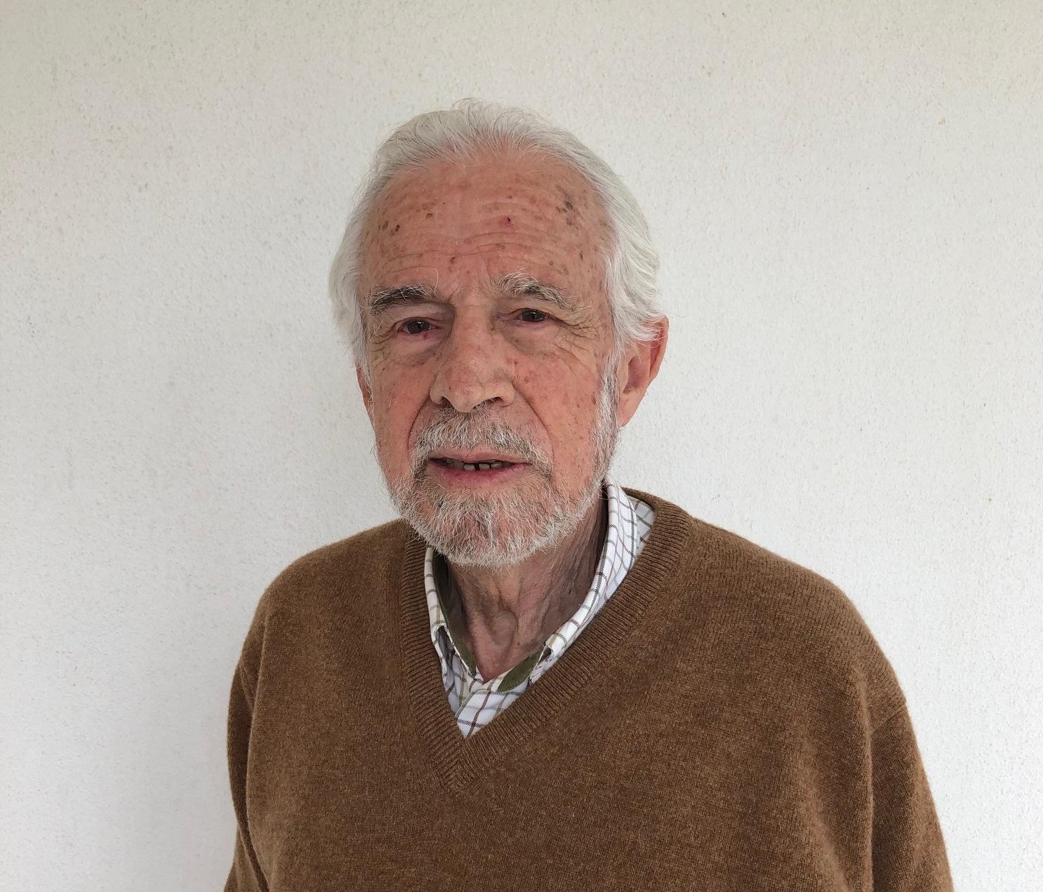 Santiago Araúz plasma sus intensas  vivencias en un nuevo libro, «Incidentes sin importancia (1936-2020)»