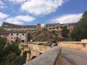 Tragsa licita las instalaciones del parador de Molina por más de 3.380.000 euros