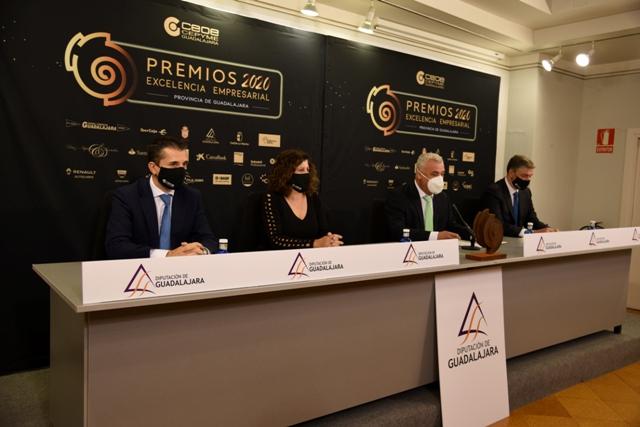Elaborados Díez, de Molina, premio a la Excelencia Empresarial del año de la CEOE-Cepyme