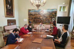 La Diputación crea una Mesa del Transporte ante la pérdida de servicios y frecuencias en los pueblos