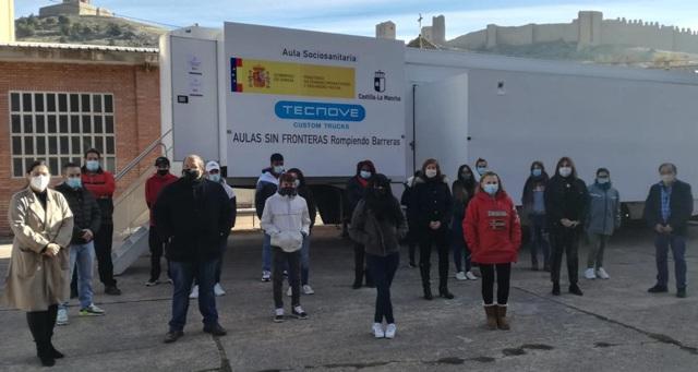 Bienestar Social estudia crear una bolsa común a los ayuntamientos de la comarca de Molina para garantizar la ayuda a domicilio