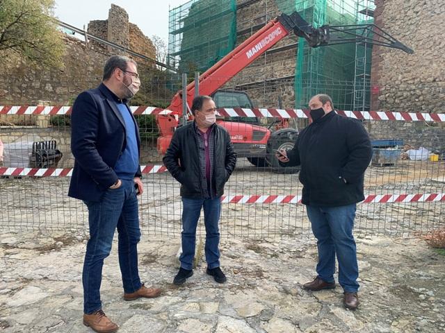 La Junta invierte más de 230.000 euros en la rehabilitación y conservación del patrimonio histórico de Molina