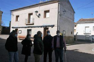 La Diputación proyecta ejecutar 22 obras de infraestructura en 2021 en la comarca