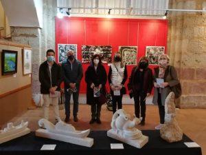 La exposición MolinArte puede admirarse  en Sigüenza hasta el 2 de mayo