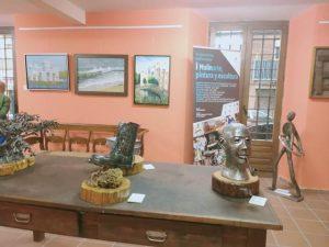 La exposición itinerante I MolinArte se traslada a Jadraque hasta el 26 de mayo