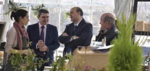 Un millón de euros para renovar el colegio y para proyectos turísticos