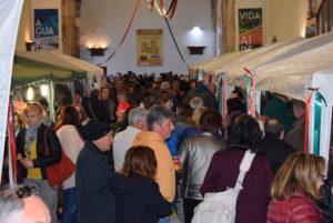 La X Feria de la Trufa ha contado con más de 2.500 visitantes