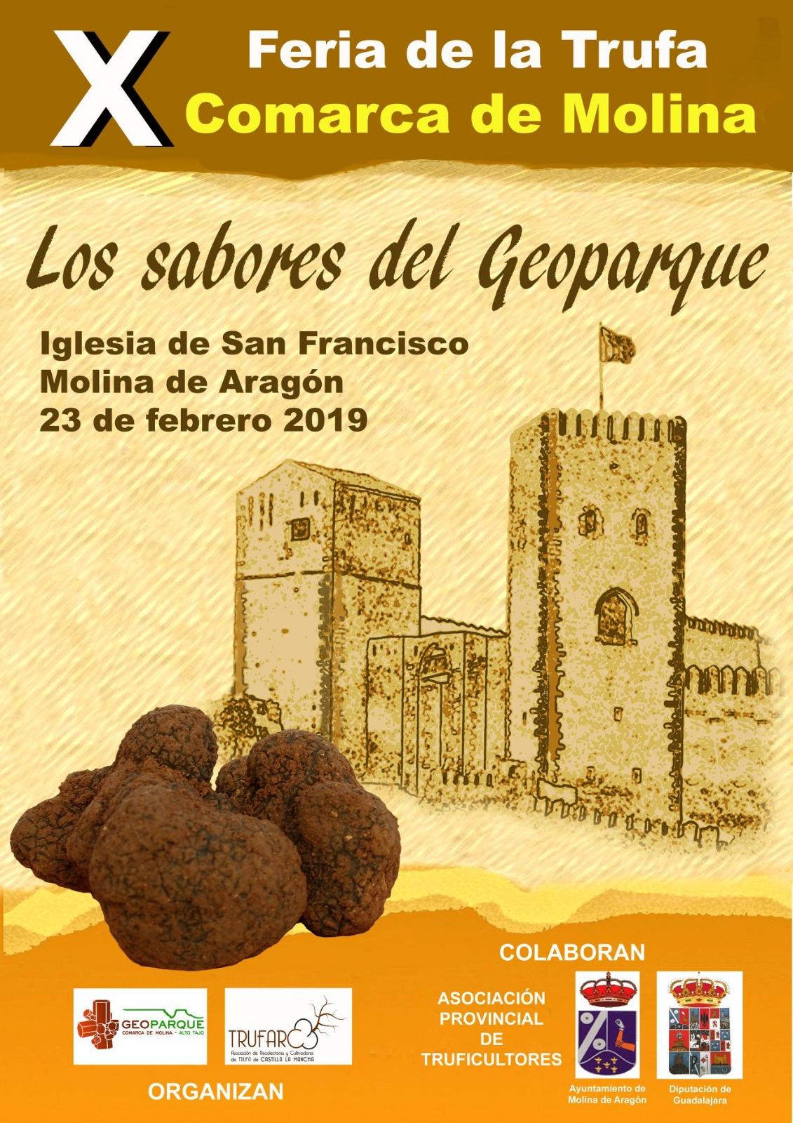 Todo listo para la celebración de la X Feria de la Trufa «Comarca de Molina»