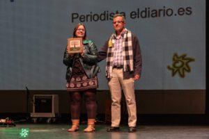 La XXI Gala de Ecologistas en Acción premió a la periodista Raquel Gamo y a varios pueblos del Señorío