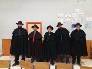 La tradición se impuso en Selas con motivo de su Fiesta de las Candelas