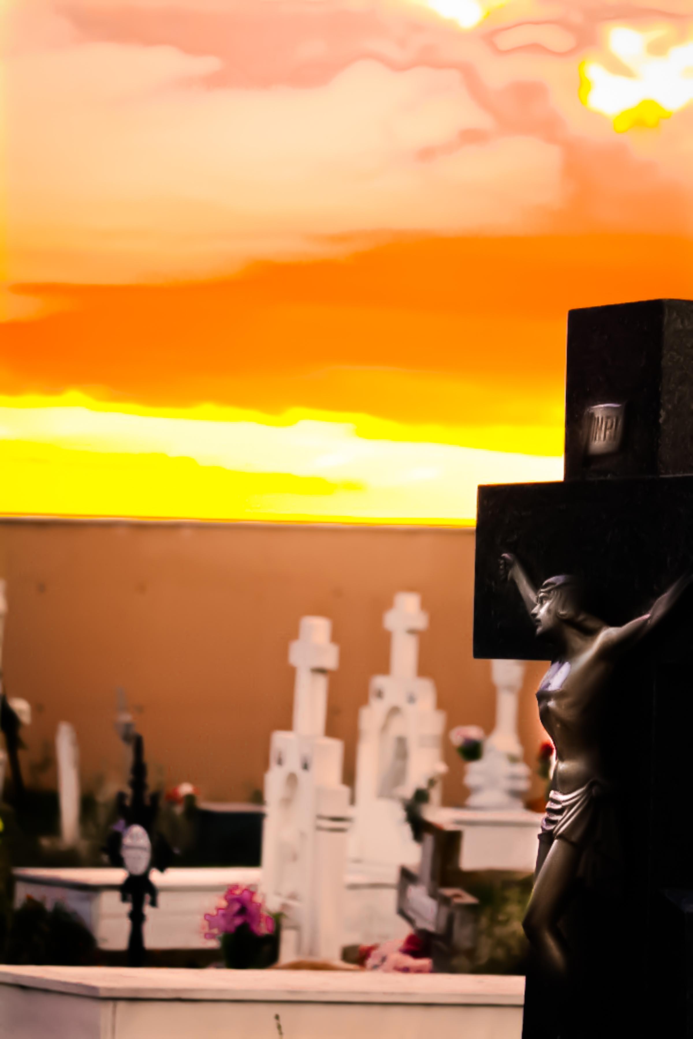 Entre la muerte y los cementerios