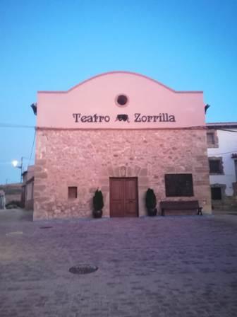 EL TEATRO ZORRILLA, 5 AÑOS DESPUÉS