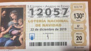 LOTERIA DE NAVIDAD