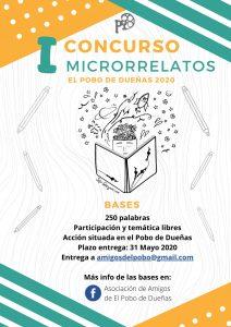 I Concurso de Microrrelatos de 'El Pobo de Dueñas'