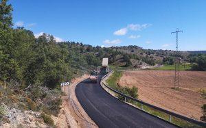 El Gobierno de Castilla-La Mancha inicia las obras de mejora de la CM-2107
