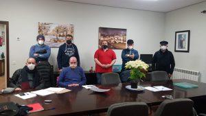 Toman posesión los nuevos cargos de la Comunidad del Real Señorío de Molina y su Tierra elegidos en los comicios de septiembre