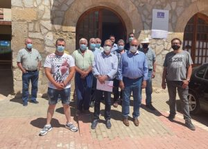 La Junta abre la posibilidad de nuevas concentraciones parcelarias en los pueblos de la comarca que todavía no la tienen