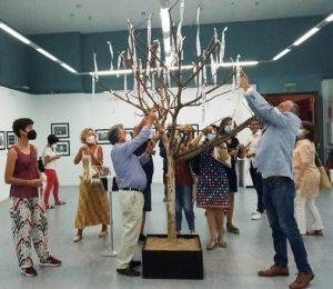 Jesús de los Reyes presenta la exposición «Páramo, tierra y ausencia» en el Museo Provincial del Palacio del Infantado