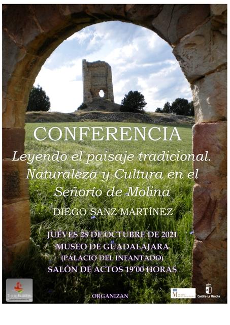 Diego Sanz Martínez pondrá voz a las fotografías de Jesús de los Reyes